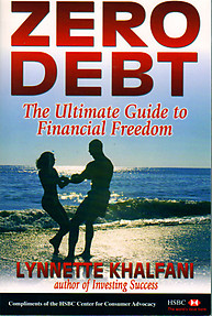 ZERO DEBT The Ultimate Guide to Financial Freedom Second Edition Lynnette Khalfani